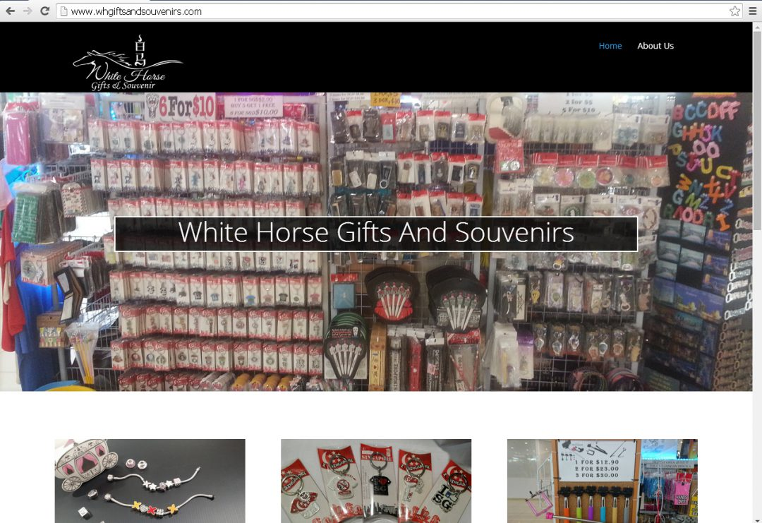 WH Gifts & Souvenirs